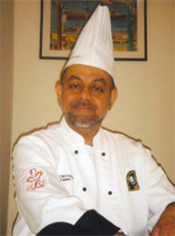 Chef Anwar