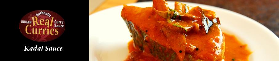 Kadai Fish Curry