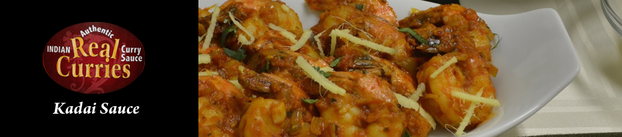 Kadai Shrimps Curry